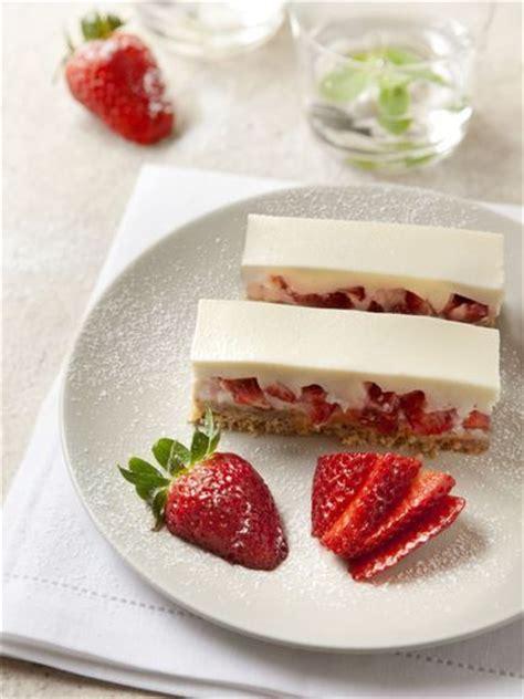 aux fraises cuisine terrine fraise chocolat blanc recette cuisine et biscuits