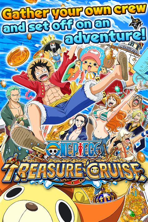 piece treasure cruise