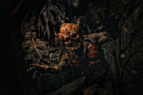Pumpkin Picking Ridge Ny by Haunted House In Monroe New York Pure Terror Screampark