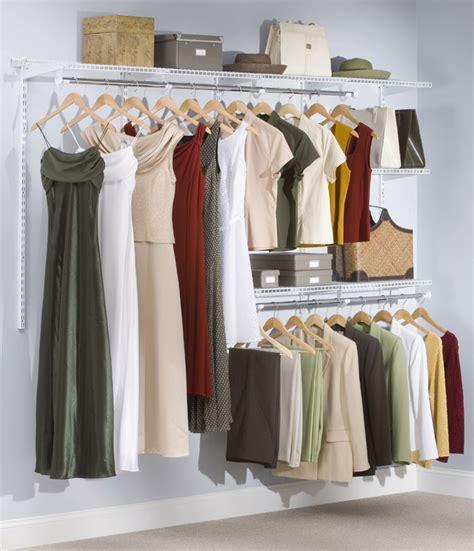 Rubbermaid Closet by Rubbermaid Configurations Closet Kits 4 8 Ft