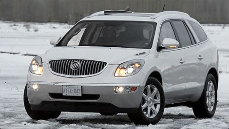 2007 Buick Enclave Reviews by 2008 Buick Enclave Cxl Awd Review Editor S Review Car