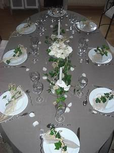 Idee Deco De Table Noel : idee deco table noel ~ Zukunftsfamilie.com Idées de Décoration