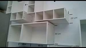 meuble cuisine largeur 30 cm ikea youtube With meuble 25 cm largeur