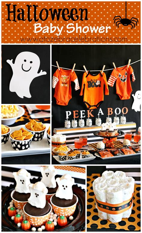 halloween baby shower banner festival collections