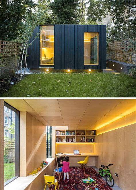 Backyard Office by 14 Inspirational Backyard Offices Studios And Guest