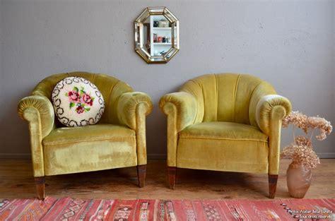 fauteuils edgar l atelier belle lurette r 233 novation de