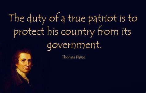 Image result for Thomas Paine Patriotism