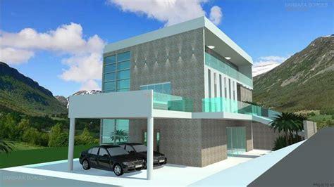 fachadas muros barbara borges projetos