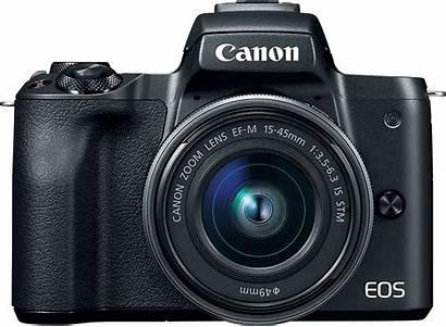Canon M50 Eos Kiss Digital Shots