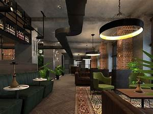 Industrial, Style, Lounge