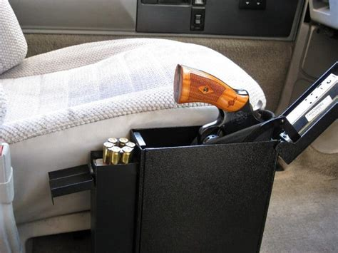 gun safe firearms