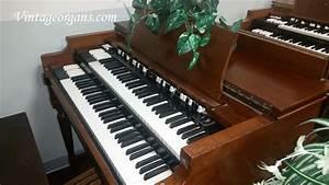 Vintage Hammond Church Organs   Leslie 21h Or Comparable