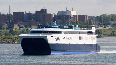 Boat Trip Yarmouth by Bay Ferries Offers Discounted Rates For Travel From Maine