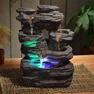 fontaine d39interieur en resine pietra zen39 arome acheter With salle de bain design avec fontaine décorative d intérieur