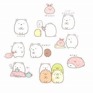 Buy San-X Sumikko Gurashi Clear Seal Shirokuma Sticker