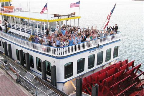 4 Day Mississippi River Boat Cruise by Mississippi River Boat Dinner Cruise New Orleans