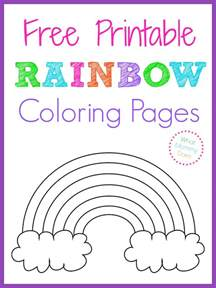 time activity sheets free printable rainbow coloring pages what does