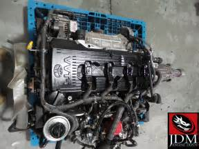 04 08 Toyota Hiace 2 0l Dohc Vvti Engine And Automatic Rwd Transmission Jdm 1tr