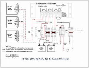 Full List Of Solar System Wiring  U0026 Installation Circuit