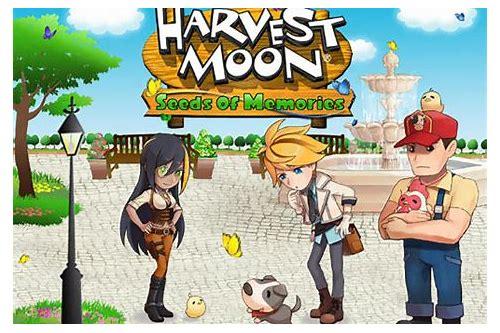 harvest moon animal parade emulator download