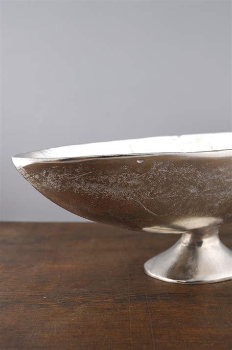 boat bowl silver
