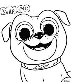puppy dog pals disney junior images