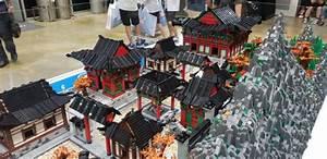 Brickfinder Latest Overwatch Busan Map Recreated In LEGO