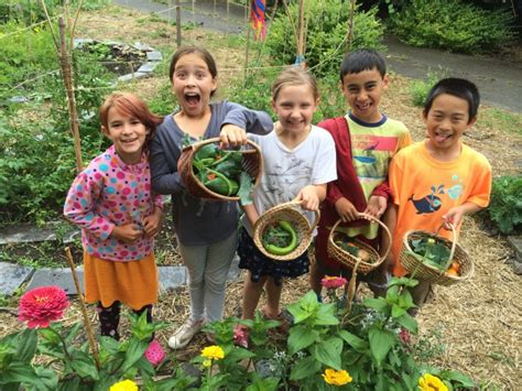 Seattle Community Gardening Programs And Classes With Kids