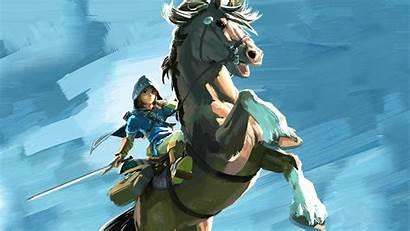 4k Breath Zelda 5k Legend Wild Games