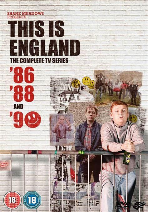 This Is England '86, '88 & '90 Boxset DVD   Zavvi