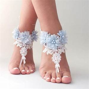 45, Adorable, Barefoot, Beach, Wedding, Shoes, Ideas, For, Beautiful, Bride