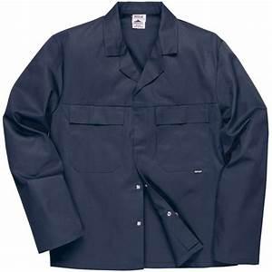 Blouson De Travail Homme : blouson travail homme tissu tradeguard polyester coton ~ Voncanada.com Idées de Décoration
