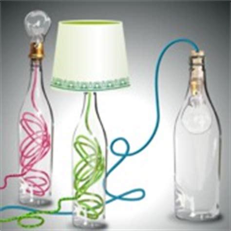 fabriquer une le avec une bouteille fabriquer une le avec une bouteille en verre luminaire
