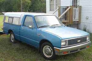 Sell Used 1981 Chevrolet Luv Pickup Truck Diesel Chevy
