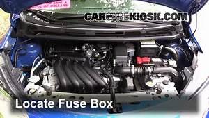 2014 Nissan Versa Fuse Diagram : replace a fuse 2014 2016 nissan versa note 2015 nissan ~ A.2002-acura-tl-radio.info Haus und Dekorationen