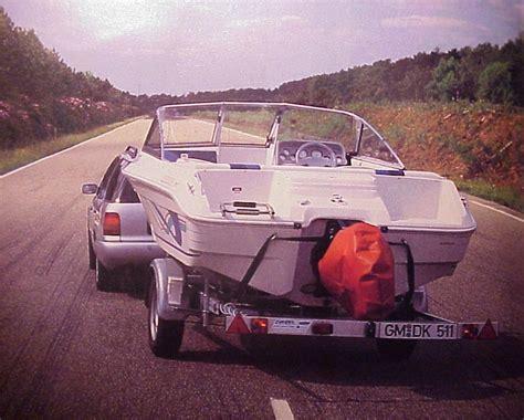 boot mit trailer boots und yachttransporte per pkw mit trailer