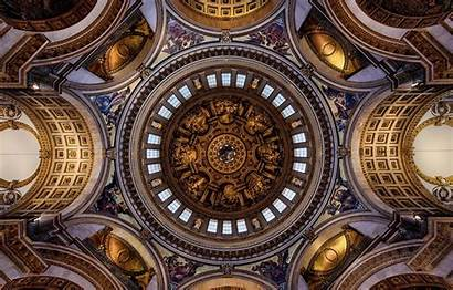 London Cathedral Paul St Religion Architecture England
