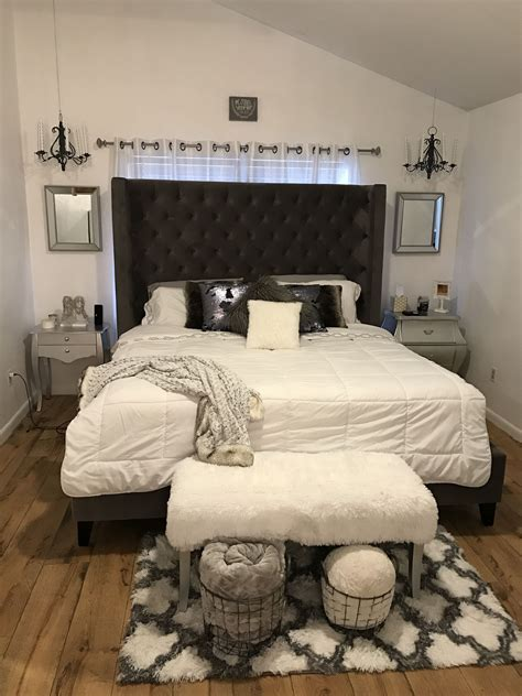 bedroom wait    headboard covers