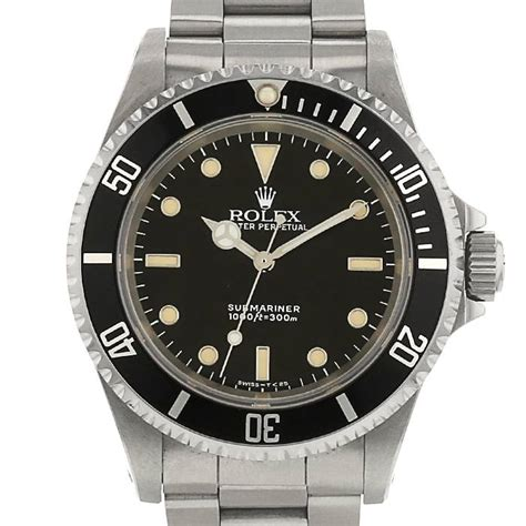 Rolex Submariner Wrist Watch 337723   Collector Square