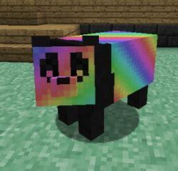 rainbow panda craftland minecraft aether server