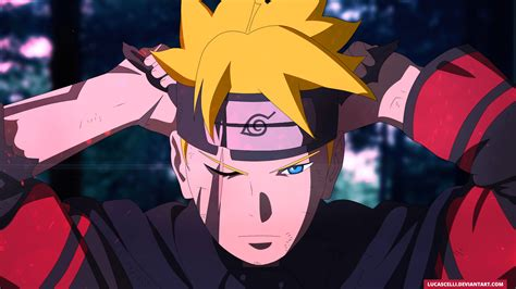 Boruto Uzumaki Hd Wallpapers