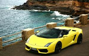 2009 Lamborghini Gallardo LP560 4 Spyder 2 Wallpaper HD Car Wallpapers ID #904