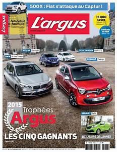Journal L Argus : journal bimensuel l 39 argus en kiosque 4451 04 d cembre 2014 l 39 argus ~ Medecine-chirurgie-esthetiques.com Avis de Voitures