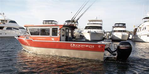 Duckworth Boats by Offshore Duckworth Welded Aluminum Boats
