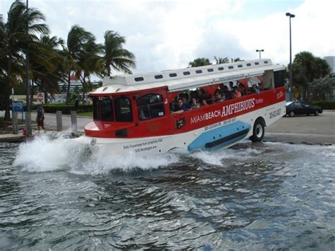 Miami Beach Boat Tours by Miami Pirate Duck Tours Miami Beach Les Meilleurs