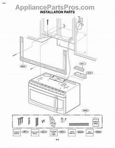 Lg Microwave Mounting Bracket  U2013 Bestmicrowave