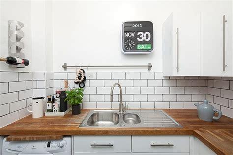 metro tiles in kitchen interior design ideas mono mania in pictures grey 7480