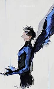 Pin by Heros and villains on Nightwing | Nightwing ...