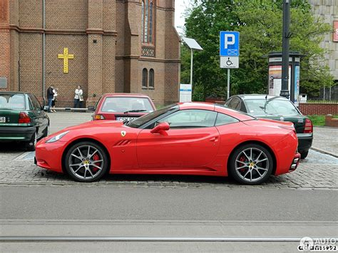 Ferrari California 21 May 2017 Autogespot
