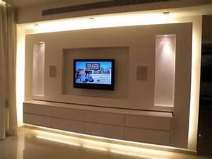 Wohnzimmer Tv Wand Ideen : trockenbau design designer wohnwand tv wand wohnzimmer ~ A.2002-acura-tl-radio.info Haus und Dekorationen